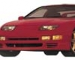 Stillen Type 3 Face Lip Spoiler Nissan 300zx Na 90-86