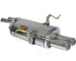 Supersprint Rs Tip Muffler Bmw E46 Sedan 325i 01-05