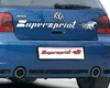 Supersprint Stainless Catback Volkswagen R32 2004