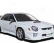 Syms Front Bumper 02-03 Sugaru Wrx