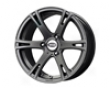 Team Dynamics Smartie 16x6  3x112  32mm Matte Anthracite Gray