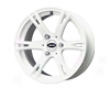 Team Dynamics Smartie 16x7.5  3x112  32mm   White