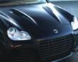 Techarf Aero Hood Porsche Cayenne 04+