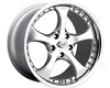 Techart Formula Ii Wheel 19x11.0 Et52 Porsche 996 997 987 Cayman 99+