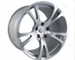 Techart Formula Iii 20 Inch Wheel Set Porsche 997 Gt2 08+