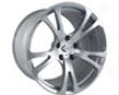 Techart Formula Iii 20 Inch Wheel Set Porsche 997 Gt2 08+
