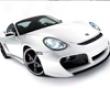 Techart Front Bumper Ii Gt Sport Porsche Cyaman 06+
