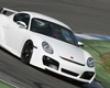 Techart Front Bumper Ii Gt Sport W/ Xenon Porsche Cayman 06+