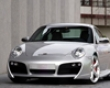Techart Front Bumper Ii Porsche 997 Manual 05+
