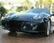 Techart Front Spoiler I Porsche Cayman 06+