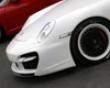 Techart Front Spoiler Ii Porsche 997 Tt 07+