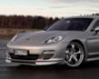 Techart Front Spoiler Porsche Panamera S 4s 10+