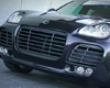 Techart Magnum Widebody Aerokit W/ Hitch Porsche Cayenne Turbo 04-07
