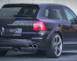 Techart Magnum Widebody Aerokit W/ Hitch Porsche Cayenne Turbo S X50 04-07