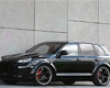 Techart Magnum Widebody Aerokit W/o Knot Porsche Cayenne Turbo 08+