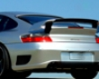 Techart Rear Bumper Gt Toy W/ Park Assist Porsche 996 Turbo C4s 01-05