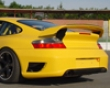 Techart Rear Bumper Porsche 996 Turbo C4s 01-05