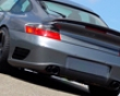 Techart Rear Bumper W/ Park Assist Porsche 996 Turbo C4s 01-05