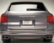 Techart Rear Bumper W/o Hitch Porschr Cayenne Turbo 04-07