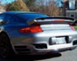 Techart Rear Wing I Porsche 997 Tt 07+