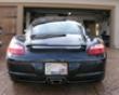 Techart Rear Winh I Porsche Cayman 06+