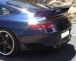 Techart Rear Wing Ii Gt Sport Porsche 996 Turbo 01-05