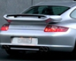 Techart Rear Wing Ii Porsche 997 Coupe 05+