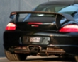 Techart Rear Wing Io Porsche Cayman 06+