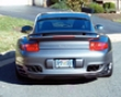 Techart Roof Spoiler I Porsche 997 Tt 07+