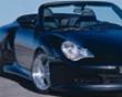 Techart Widebody Conversion Kit Porsche 996 Cabrio 99-04