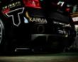 Tecnocraft Dry Carbon Fiber Rear Diffuser Lamborghini Gallardo 04+