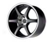 Tenzo Dc-6 Version 2 18x8  5x100/114  35mm Matte Charcoal Machined