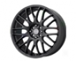 Tenzo Type-m Version 1 17x7  4x100/114  42mm Matte Black