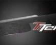 Titek Carbon Radiator Cooling Shroud Subaru Wrx/sti 02-06