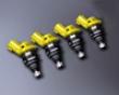Tomei 555cc Fuel Injector Set Nissan 240sx Sr20det 89-98