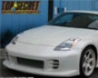 Top Secret Type 2 Longnose Front Bumper Nissan 350z