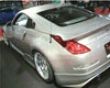 Trial Hear Force Rear Wing Nissan 350z