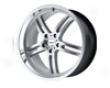 Tsw Indy 500 17x8  5x112  32mm Hyper Silver