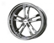 Tsw Mondello 18x8  5x100  35mm   Chrome