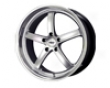 Tsw Nogaro 17x8  5x112  45mm Hyper Silver Machined