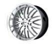 Tsw Snetterton 17x8  5x100  35mm Hyper Silver