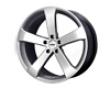 Tsw Vortex 18x8  5x114.3  20mm Hyper Silver
