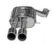 Tubi Style Duqi Muffler Exhaust Quad Tip Bmw E60 M5 06+
