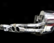 Tubi Style Exhaust System Porsche 997 Carrera Incl. S 09+
