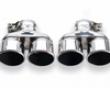 Tubi Style Exhaust Tips Posrche 997 05+