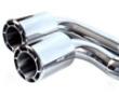 Tubi Style Mini Propella End Tips Fwrrari 360 Coupe & Spider 99-04