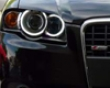 Umnitza Predator Chromium Ccfl Angel Eyes Audi A4 05+