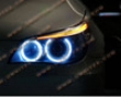 Umnitza Predator Ice Led Anel Eyes Upgrafe On account of Lci Models H8 Bmw All 07+
