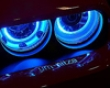 Umnitza Predator Orion Led Angel Eyes Dodge Challenger 08+