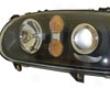 Umnitza Projector Blqck Headlights Volkswagen Golf Iii 92-98
